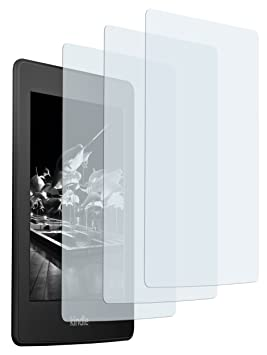 Mumbi - Protector de Pantalla para Amazon Kindle Paperwhite (3 ...