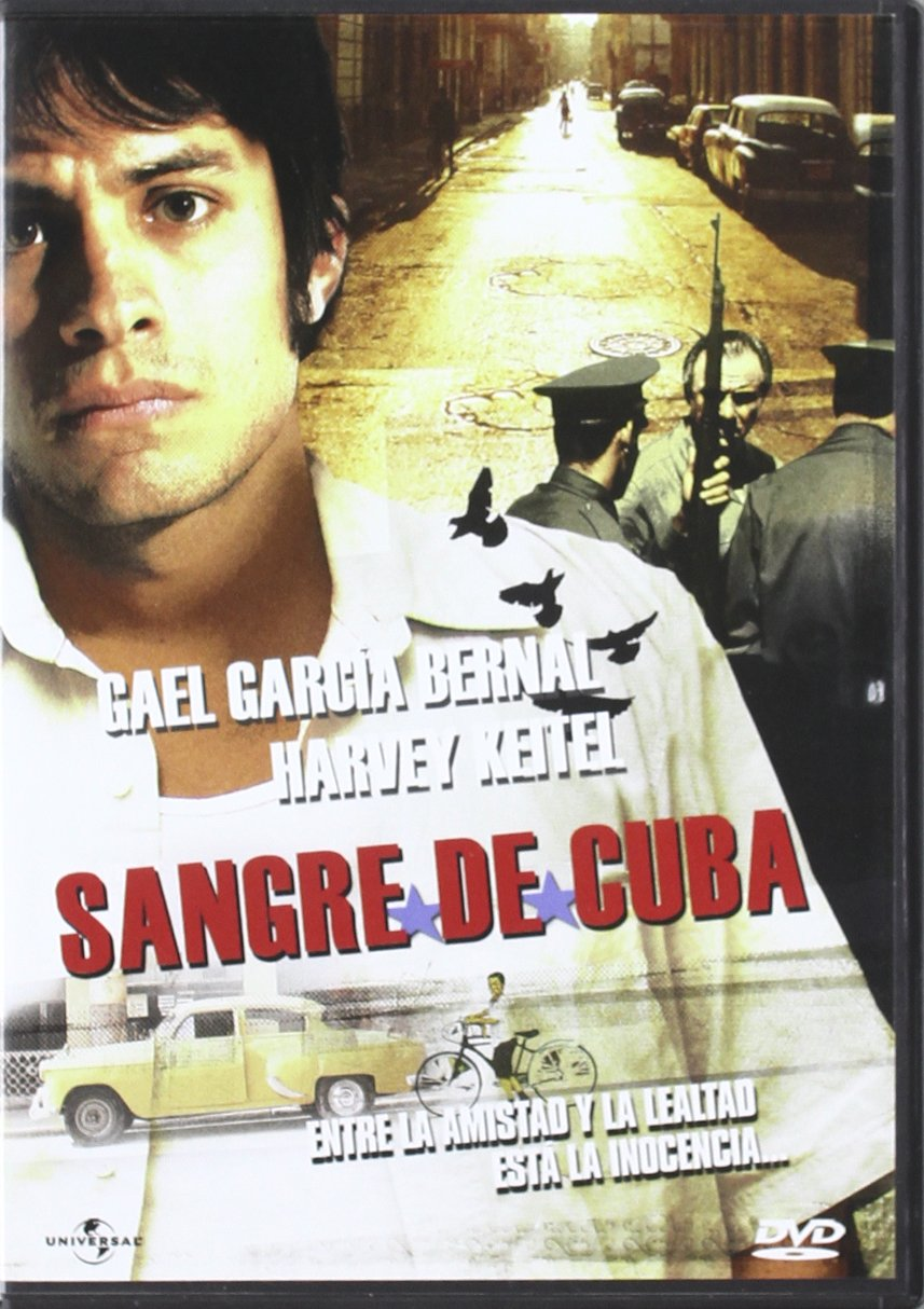 Sangre de Cuba [DVD]: Amazon.es: Gael García Bernal, Harvey ...
