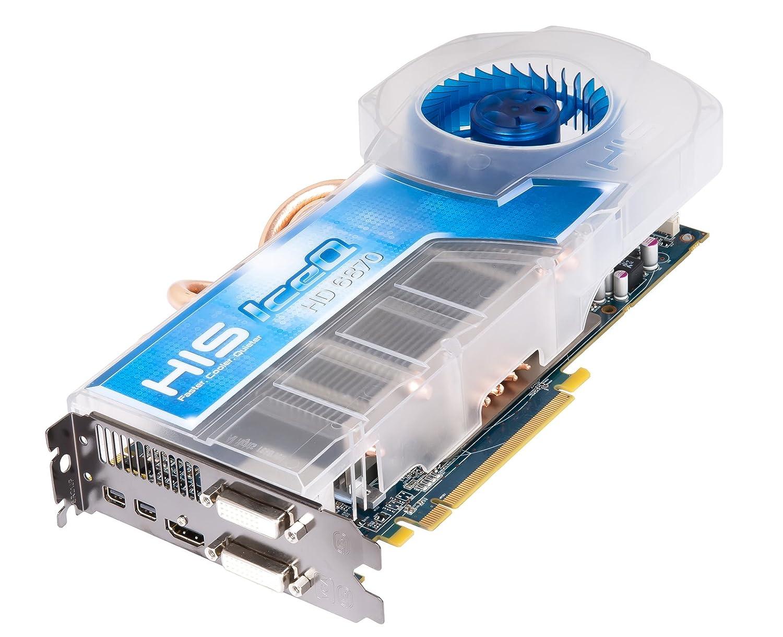 HIS Radeon HD 6870 IceQ 1GB Radeon HD6870 GDDR5 - Tarjeta ...