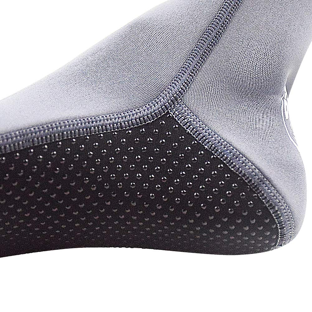 ELINKMALL Diving Socks 3mm Neoprene Water Shoes Anti-Slip Warm Beach Booties Snorkeling Diving Surfing Boots for Men Women