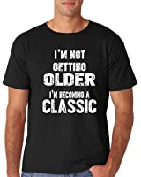 AW Fashions Getting Older I'm Becoming A Classic - Birthday Premium Men's T-Shirt