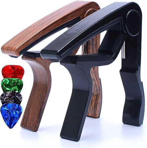 Capo Guitar Capo Rosewood Color Capo