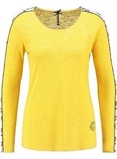 Key Largo Damen Bluse Longshirt Tunika Top Oberteil WB00018 FIELD camouflage