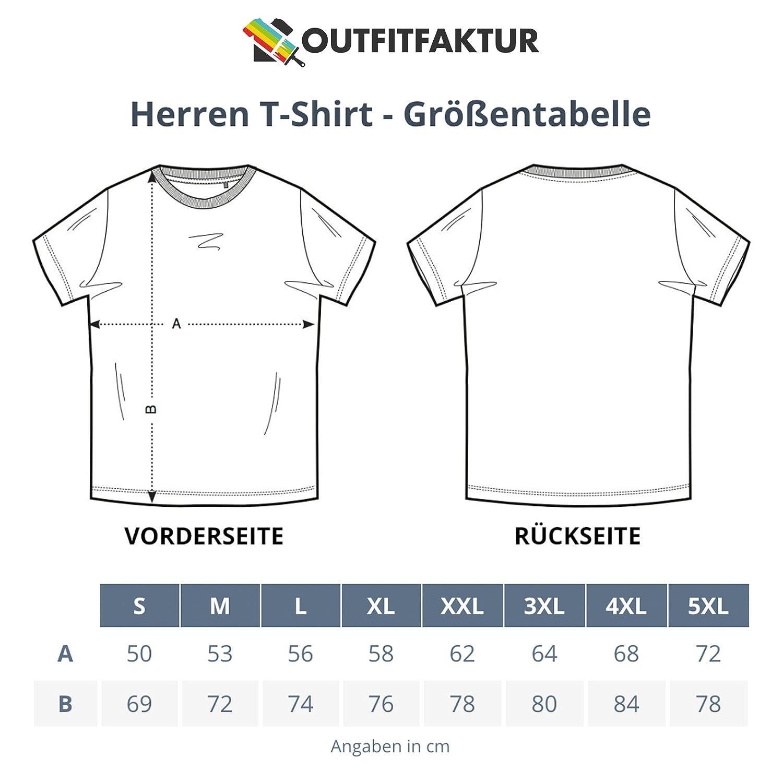half off fdef5 8c215 NASA Logo - Herren T-Shirt - Farben Grau & Weiß - Größen S-5XL