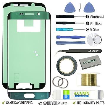 Samsung galaxy s6 edge grün