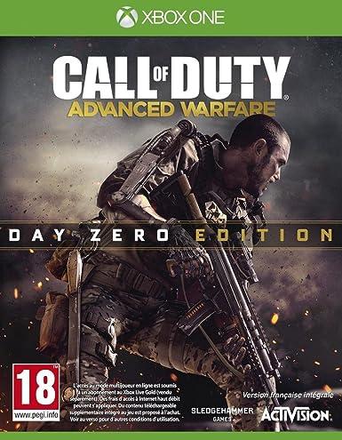 Activision Call Of Duty: Advanced Warfare Day Zero Edition, Xbox One Básica + DLC Xbox One vídeo - Juego (Xbox One, Xbox One, FPS (Disparos en primera persona), Modo multijugador, M (Maduro)):