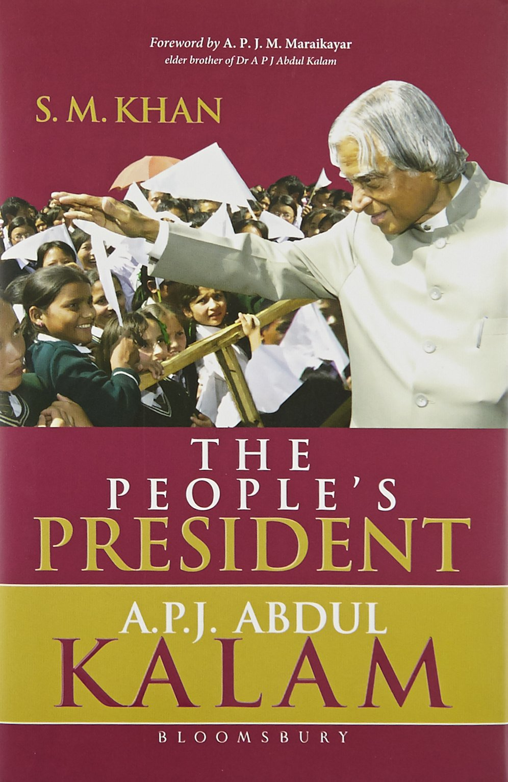 Buy The Peoples President Dr A P J Abdul Kalam Book Online At Low