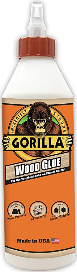 Gorilla Wood Glue 18 Ounce Bottle