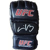 Cain Velasquez Autographed UFC Training Fight Glove W/PROOF, Picture of Cain… photo