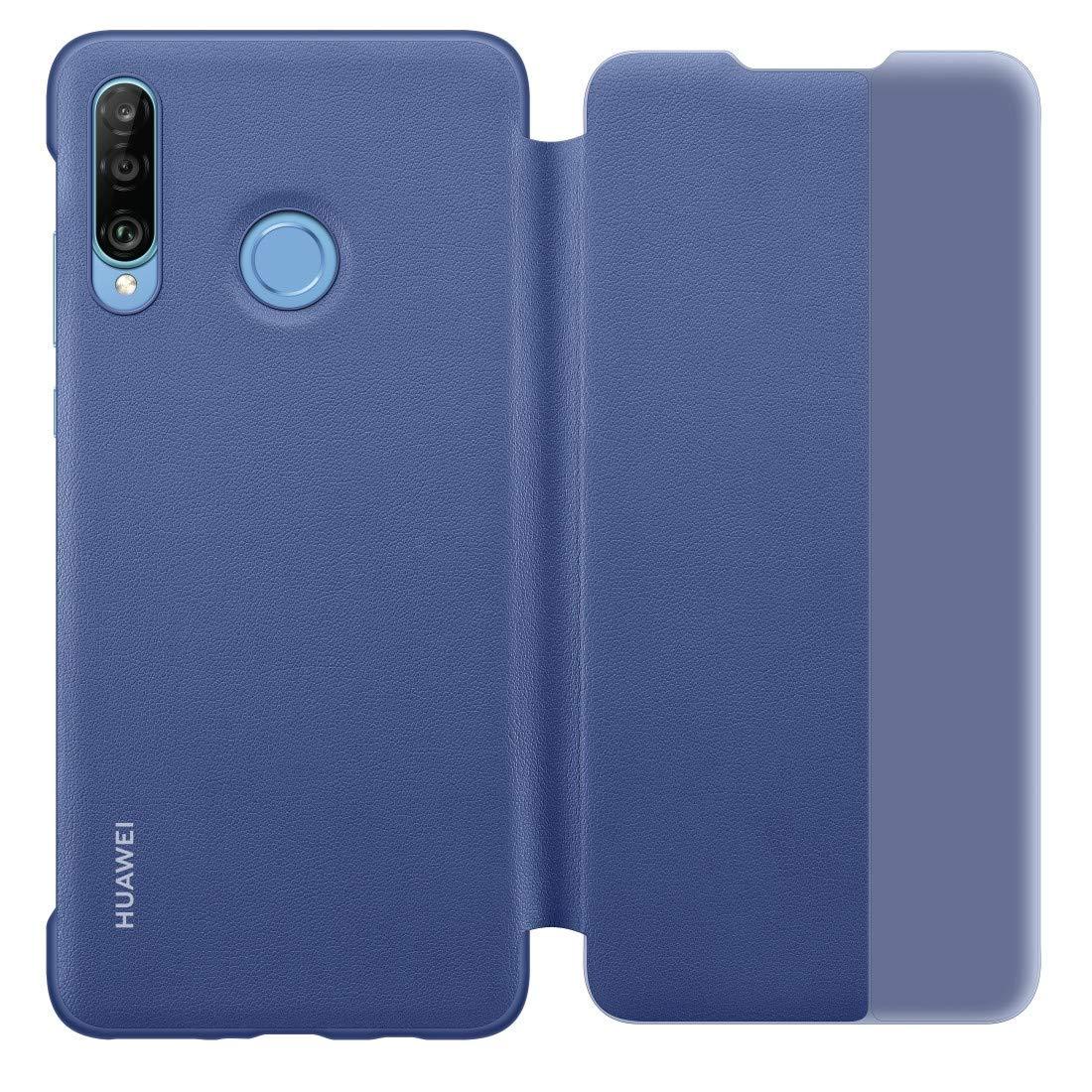 HUAWEI P30 Lite Smart Cover Bleu