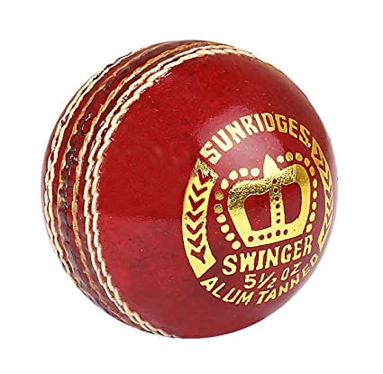 6f0cc436f39 Image Unavailable. Image not available for. Color  SS Swinger Alum Tanned  Cricket Ball ...