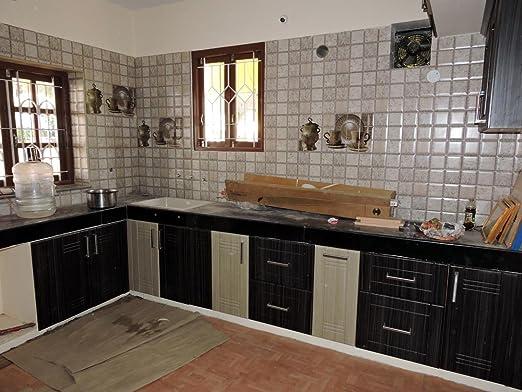 Elegant Modular Kitchen Large Size