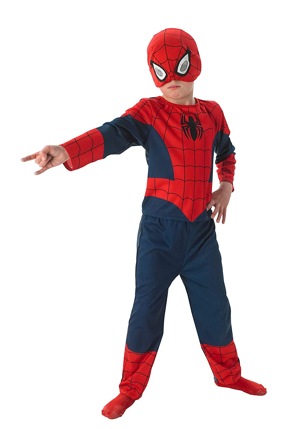Rubie 's 640840s Spiderman Marvel Spider Man Classic Kind
