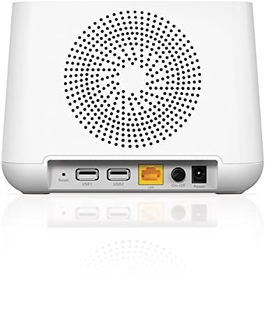 Amazon Com Arlo By Netgear Security System With 3 Hd Cameras