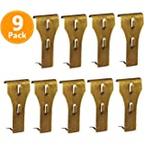 Amazon Com No Hole Hooks Vinyl Siding Hangers Low