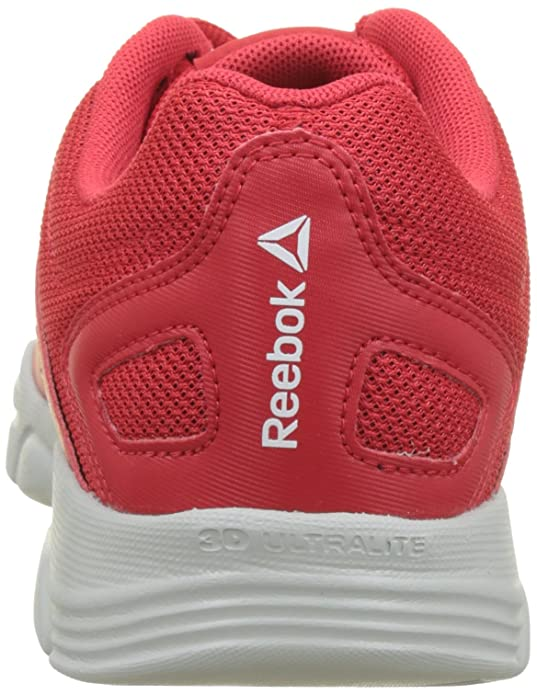 Reebok Trainfusion Nine 2.0, Scarpe da Fitness Uomo, Rosso (Primal Red/Skull Grey/White/Black), 41 EU