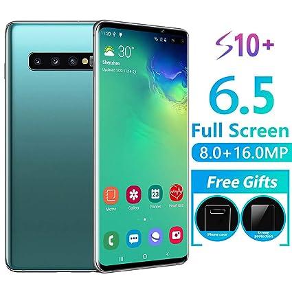 Amazon.com: RUN.SE - Smartphone de pantalla completa S10 de ...