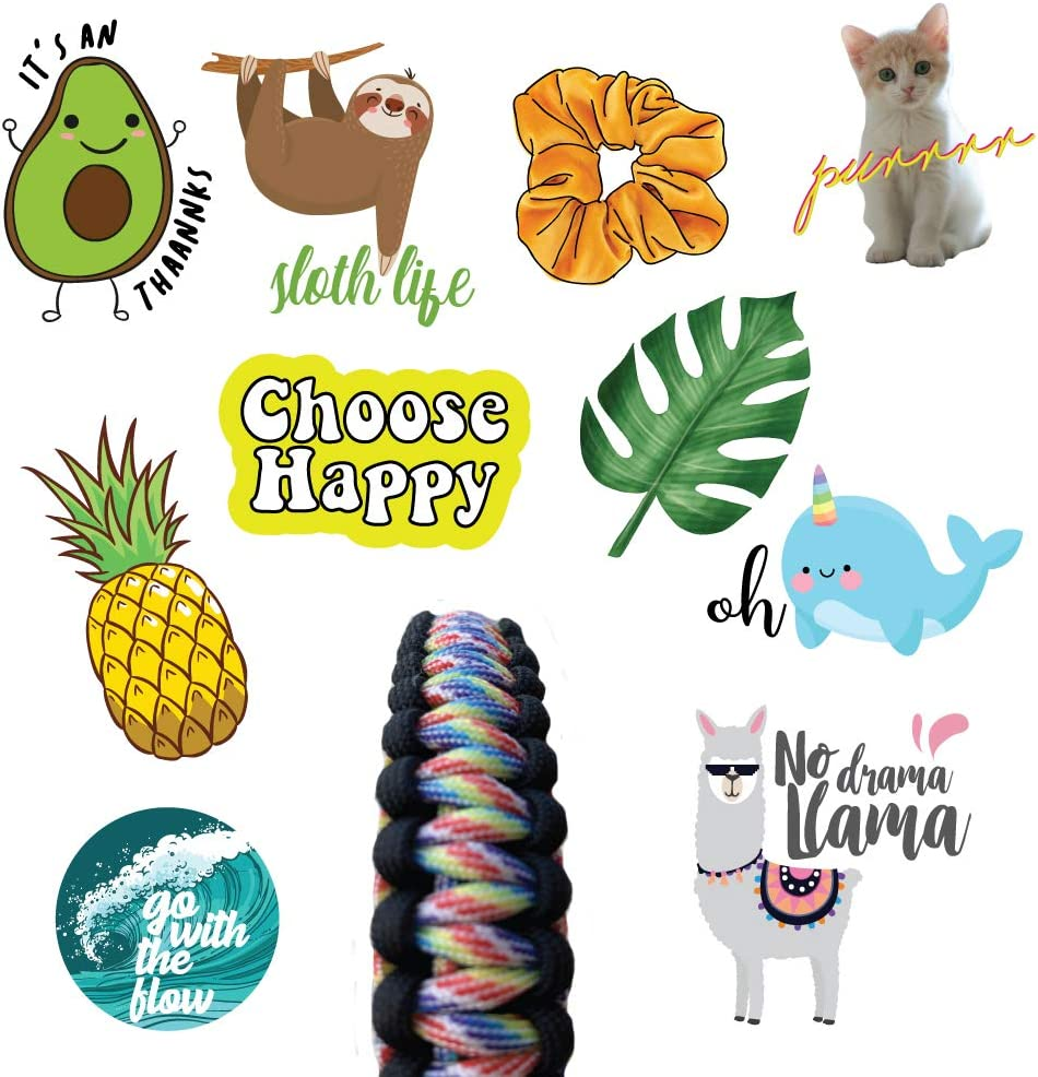 Water Bottle Phone Cute Aesthetic Laptop 100ps Among us MXJFYY Cool Stickers 100Pcs Among Vinyl Stickers for Kids Girls Teens Colorful Waterproof Stickers for Flask