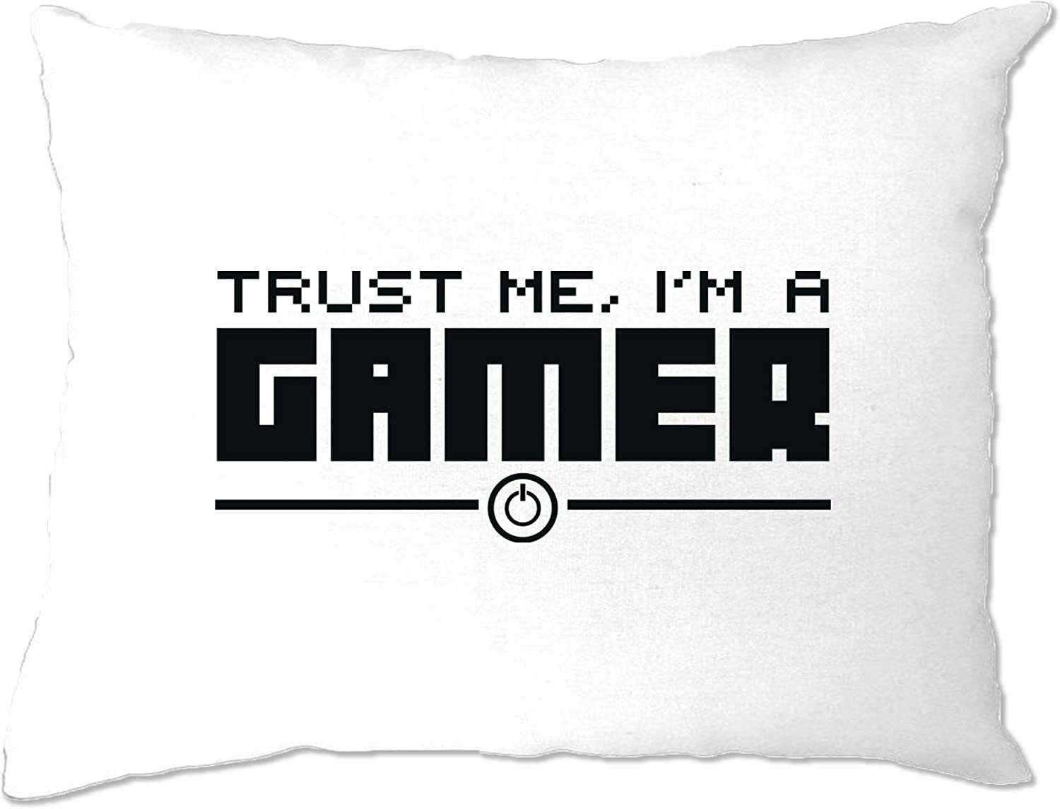 Tim And Ted Gaming Pillow Case Trust Me