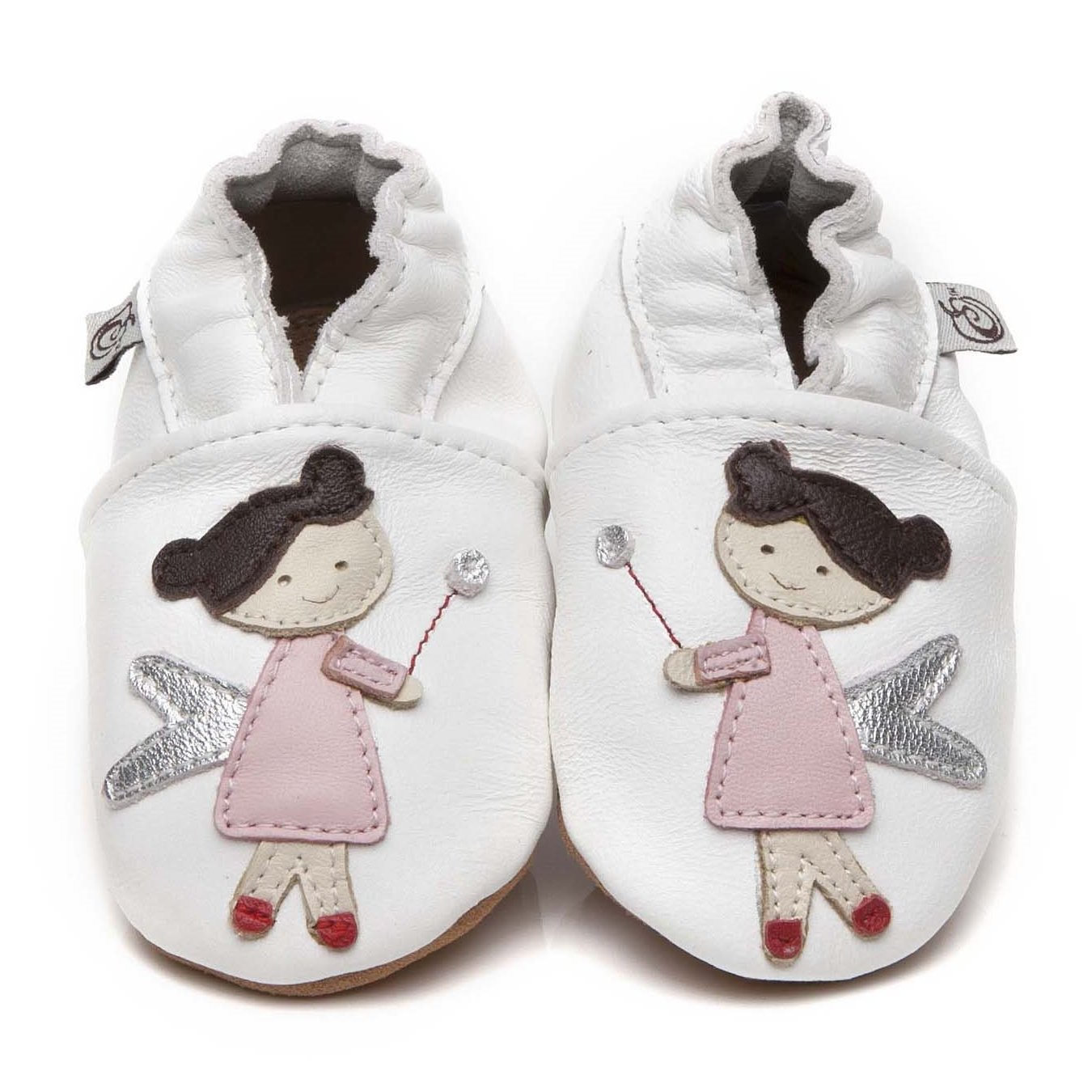 Soft Leather Baby Shoes Fairy 12-18 months