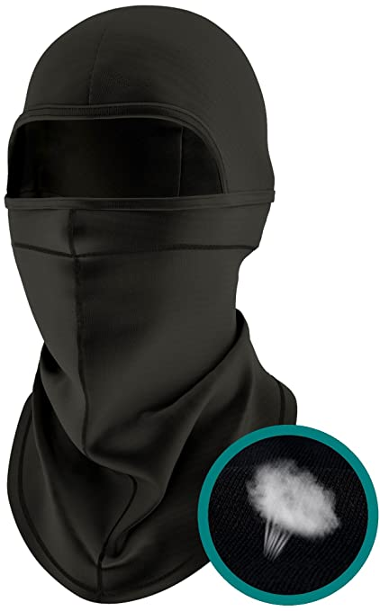 Home New Outdoor Windproof Motorcycle Under Helmet Thermal Ski Fleece Face Mask More Discounts Surprises