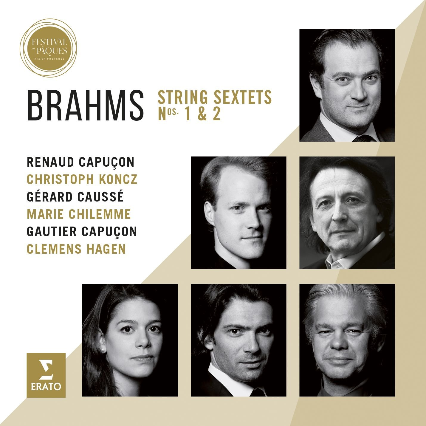 Brahms: String Sextets Nos. 1 & 2 - Live from Aix Easter Festival 2016 by Erato