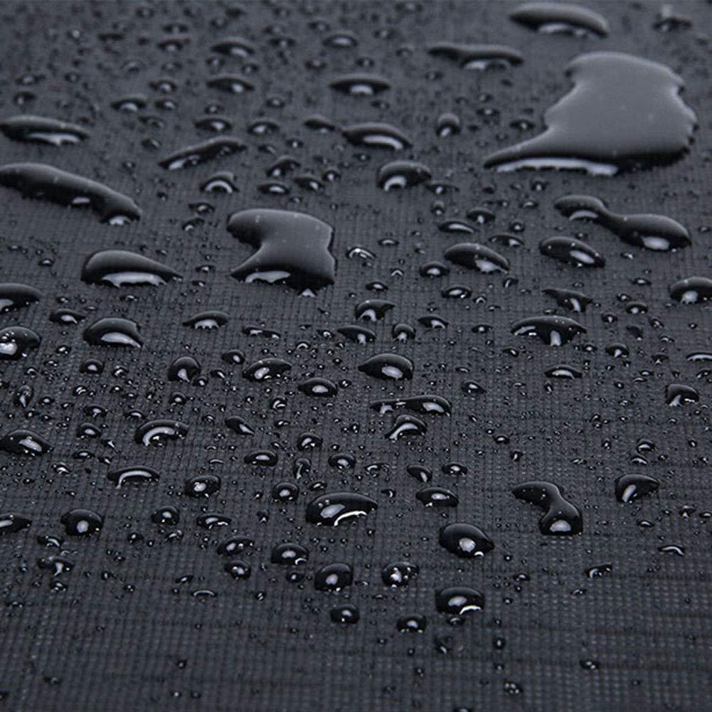 Nero Dimensioni : 58x77x77cm CATRP-Telone Copertura Tavolo da Giardino Copertura per Barbecue Impermeabile Traspirante Copertura per Mobili