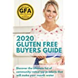 """2020 Gluten Free Buyers Guide: Stop asking """"which foods are gluten free?"""" This gluten free grocery shopping guide connects yo"""