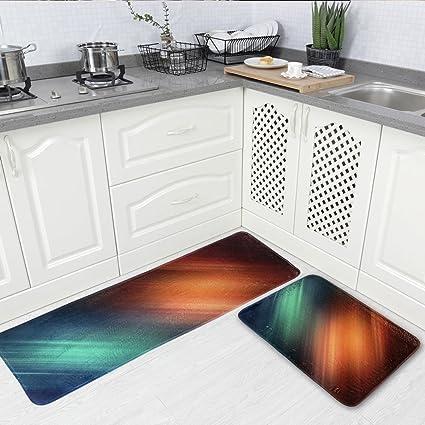 Amazon.com : Leebei Kitchen Floor Mats No-slip Door Mat Anti-fatigue ...