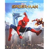 Spider-Man: De Regreso a Casa [Blu-ray + DVD]