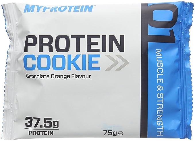 1 opinioni per MyProtein Cookie- Biscotto Proteico- Prodotto da 900 gr