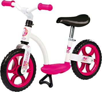 Smoby - Bici Aprendizaje Rosa Confort (452052): Amazon.es ...