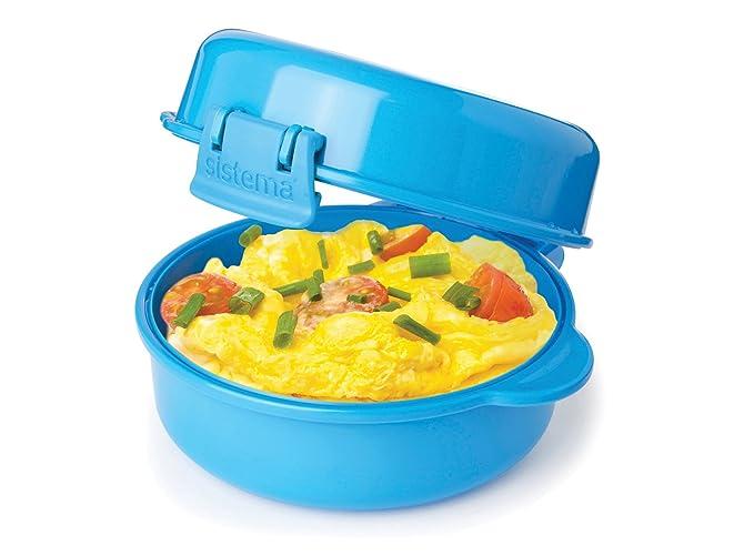 Sistema - microondas fácil huevos cocina - 270 ml, plástico ...