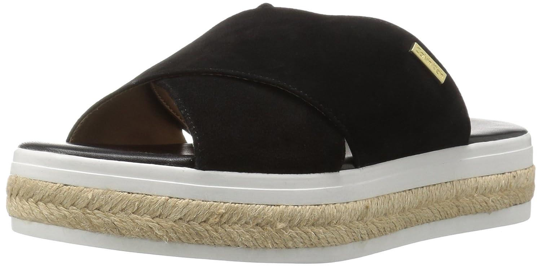 Calvin Klein Women's Jupare Platform Sandal B06X1BDTVK 8 B(M) US|Black