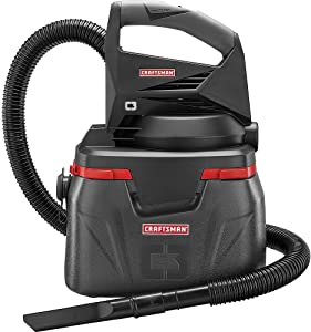 """CRAFTSMAN """"19.2"""" WET/DRY VACUUM USES CRAFTSMAN 19.2 BATTERIES NEW IN FACTORY SEALED BOX!"""