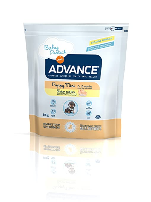 Affinity Advance - Pienso para Perros Cachorros Mini Advance Baby ...
