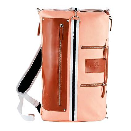 vasta selezione di 92a4b 4715a Saint Maniero Stiloso Zaino Uomo Zaino Donna Backpack Cartella ...