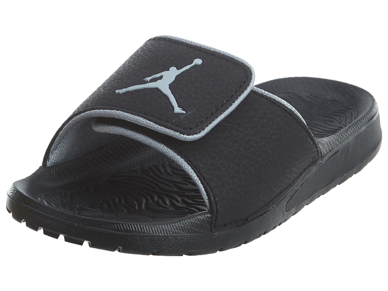 76c16f70f9286 Jordan Hydro 6 BP Little Kid's/Preschool Slides Black/Wolf Grey 881476-011