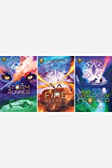 Storm Runner Book Series 1-3 Hardcover