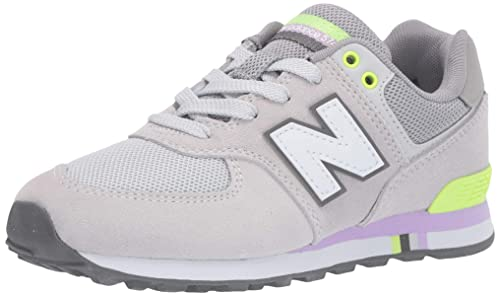 new arrival ba8d3 0608d New Balance Girls' 574 Trainers