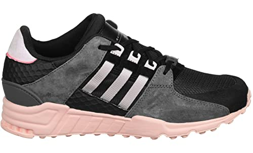 new concept 761ae 4f47d adidas EQT Support RF W Scarpa black purple coral
