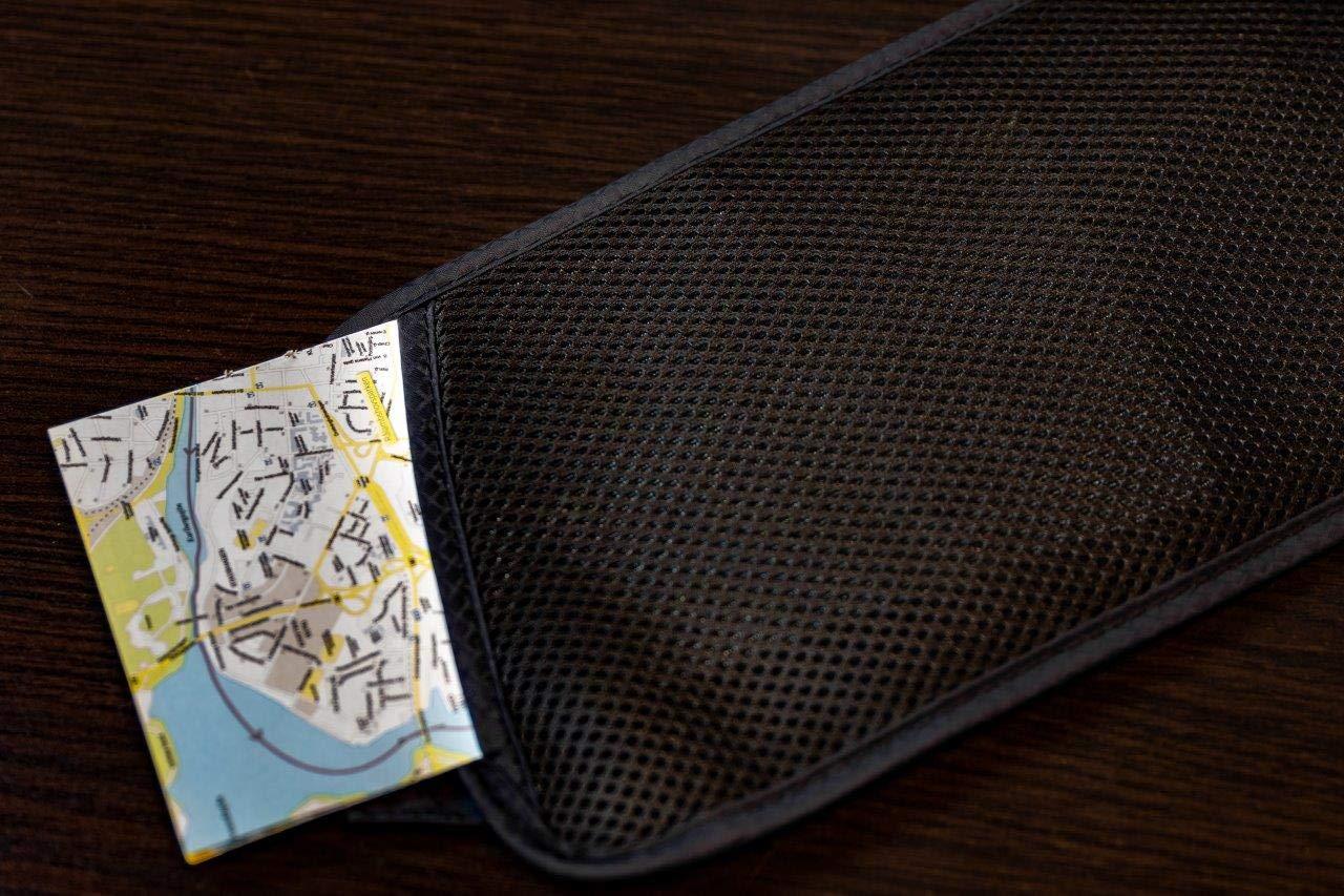 Hidden Holder For Passport RFID Travel Money Belt Safe Waist Wallet Secret