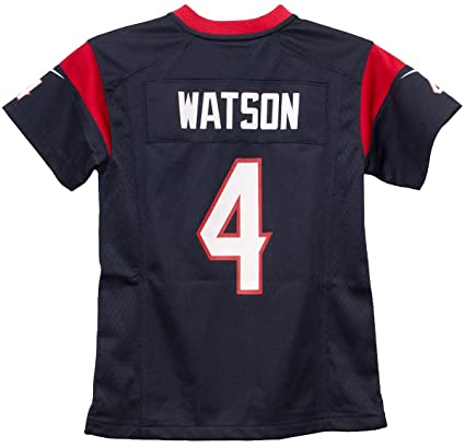 cda8d996 Amazon.com : NIKE Deshaun Watson Houston Texans Team Color Preschool ...