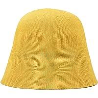 Sombrero de Copa Primavera Summer Transpirable Ropa De Cama Tapa De Cucharón para Mujer Sombrero De La Cuenca De La Moda…