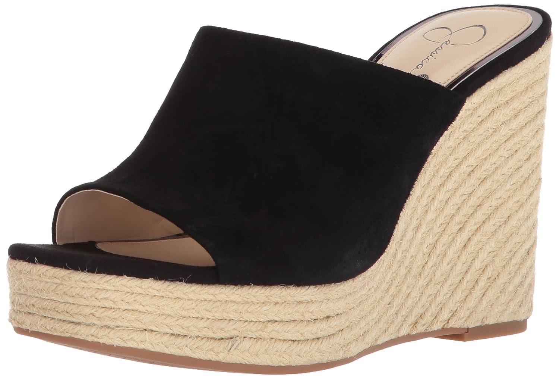 58b385ed5fb4 Jessica Simpson Women s Sirella Espadrille Wedge Sandal  Buy Online at Low  Prices in India - Amazon.in