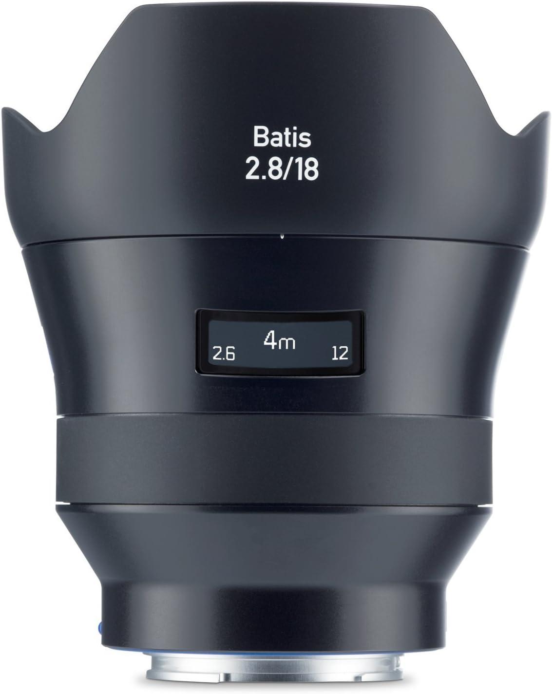 Zeiss Batis 2 8 18 Lens Premium Kit Für Spiegellose Kamera