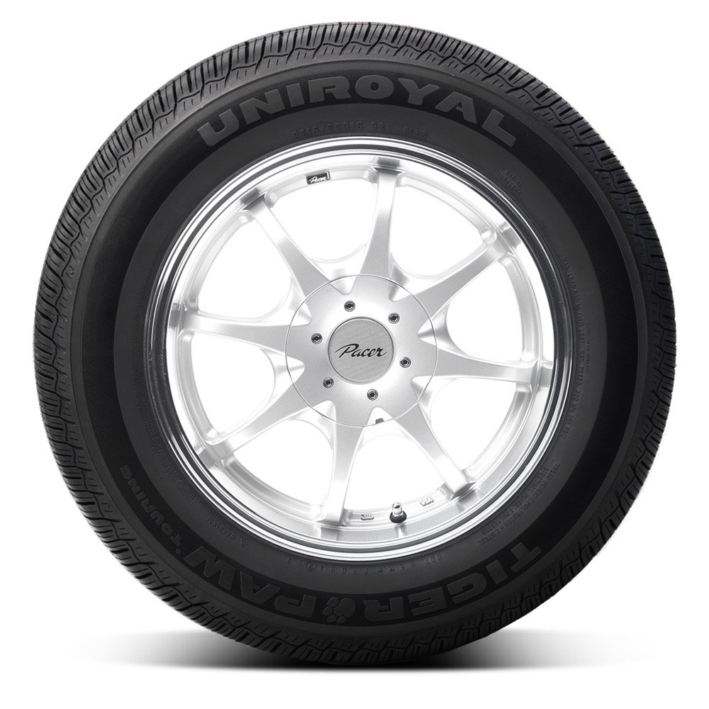 225//60R15 96H Uniroyal Tiger Paw Touring HR Radial Tire