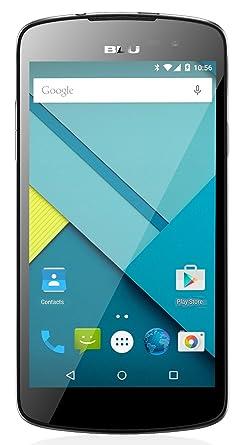BLU Studio X - US GSM - Unlocked Cell Phone (Black)
