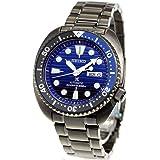 [プロスペックス]PROSPEX 腕時計 PROSPEX メカニカル Save the Ocean Special Edition限定 200m空気潜水用防水 ブルー文字盤 ハードレックス SBDY027 メンズ