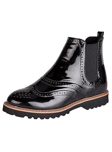 Chelsea Boots aus Gummi